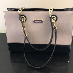 Anne Klein Handbag 2 tone